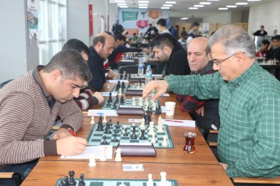 Başkanlık satranç turnuvası ilgi gördü