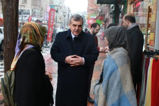 Belediyecilik AK kadrolara Cumhurbaşkanımızın mirasıdır