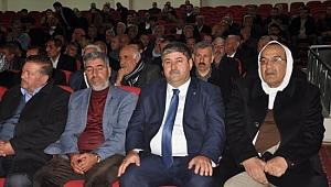 Eyyüpoğlu: Çiftçilerimize ve delegelerimize minnettarım