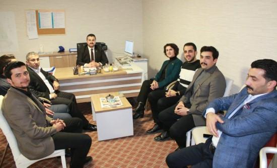 Gülender Açanal'dan SKM'ye ziyaret