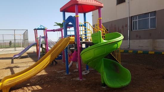 Karaköprü'de çocuklar oyun parkına kavuşuyor