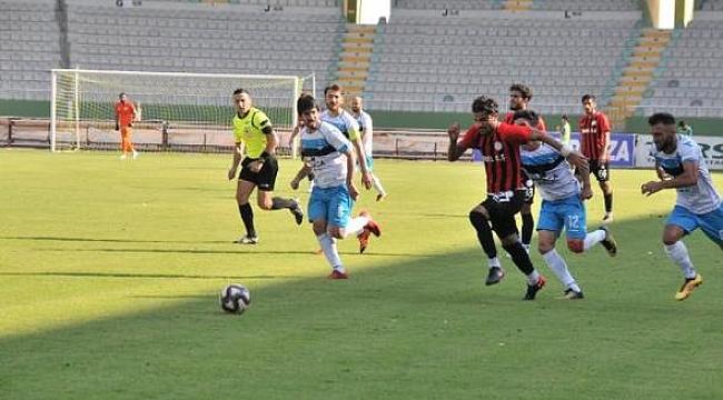 Karbel Karaköprü Belediye Spor Sahasında 3-0 Yenildi