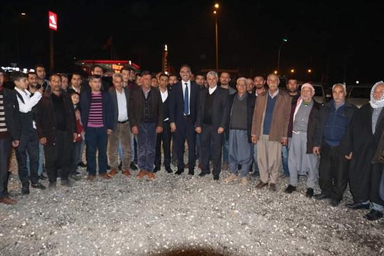 Mehmet Kuş'a destekler sürüyor