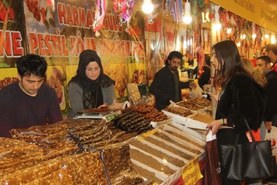 Piazza'da lezzet şöleni 24 Şubat'a kadar uzatıldı