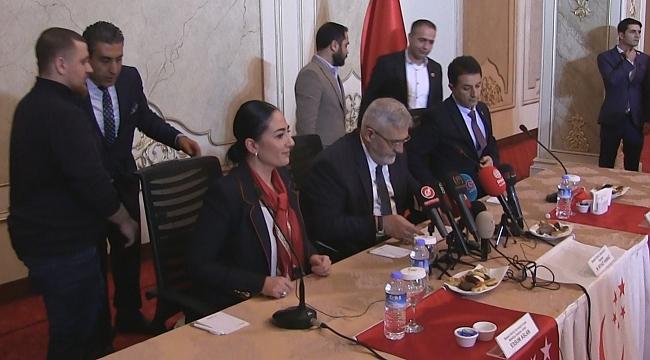 Saadet Partisi Karaköprü ve Hilvan adayını açıkladı
