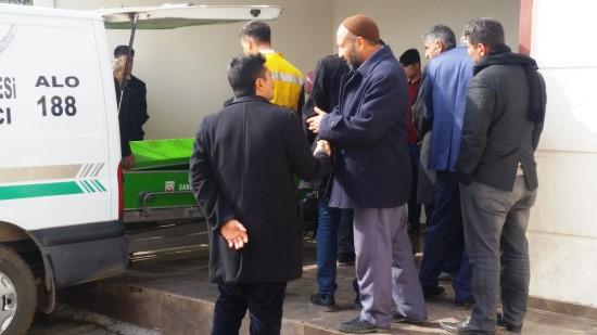 Şanlıurfa'da çocuğun feci ölümü