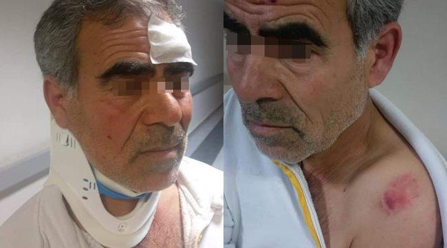 Şanlıurfa'da sağlık çalışanları darp edildi