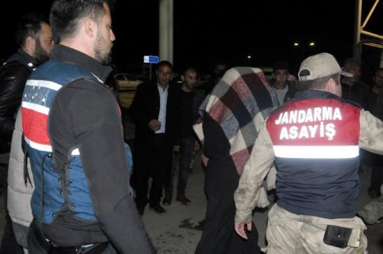 Şanlıurfa'da yakalanan 4 DEAŞ'lı tutuklandı