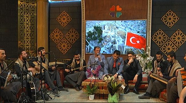 Şanlıurfa Sıra Gecesi Duru Tv'den Dünyaya Tanıtıldı (video)