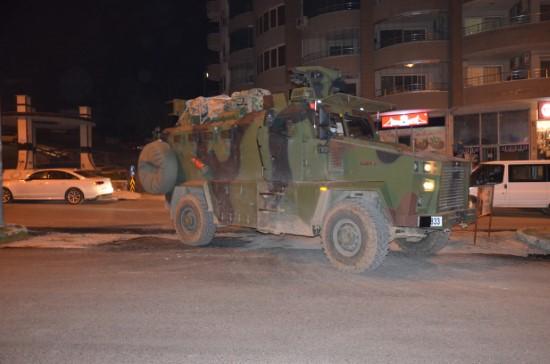 Sınır birliklerine ZPT ve komando sevkiyatı