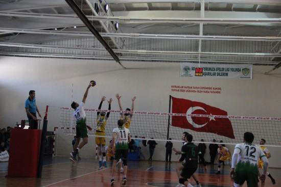Solhanspor: 3 - Haliliye Bld.: 0