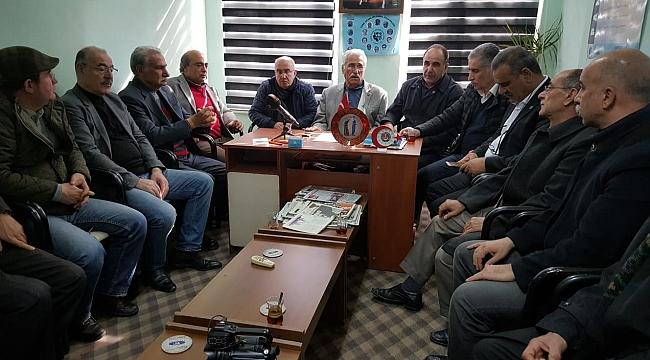 Türk Ocakları Olağan Genel Kurul Toplantısı Yapıldı