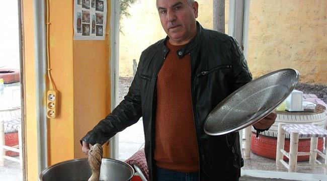 Adana'nın yöresel yemeği Şırdan Şanlıurfa'da ilgi bekliyor