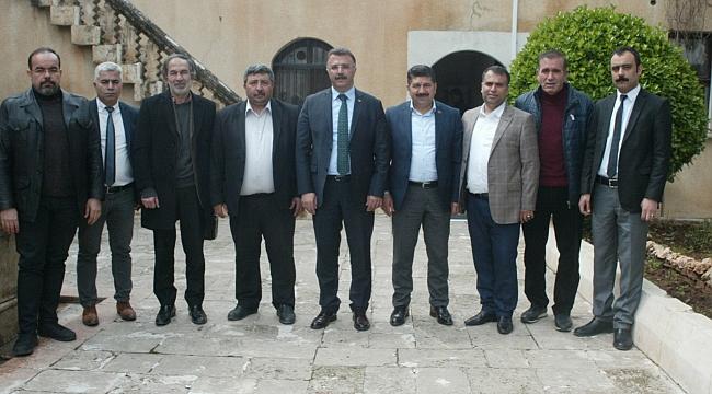 Başsavcı Öztoprak'tan Gazetecilere ziyaret