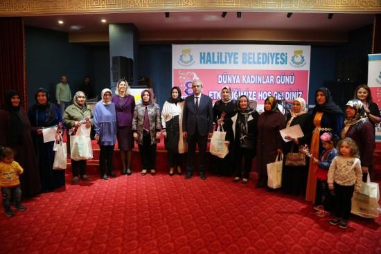 Demirkol'dan kadınlar gününe özel program