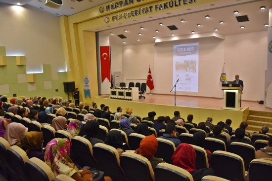 İstiklal Marşı'nın kabul yıldönümü etkinliği düzenlendi