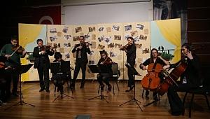 İzmir Devlet Senfoni Orkestrası, çocuklarla buluştu