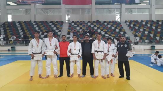 Judocular takım halinde şampiyon
