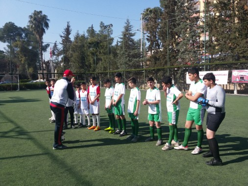 Kardeşlik Futbol Turnuvası düzenlendi
