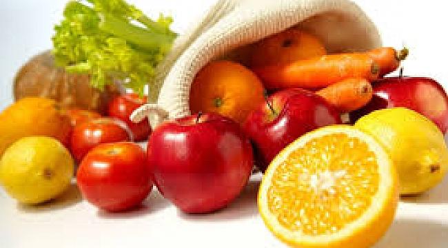 Sağlıklı Yaşam İçin Yeterli ve Dengeli Beslenme önemlidir