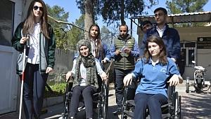 Şanlıurfa'da öğrenciler empati kurmak için