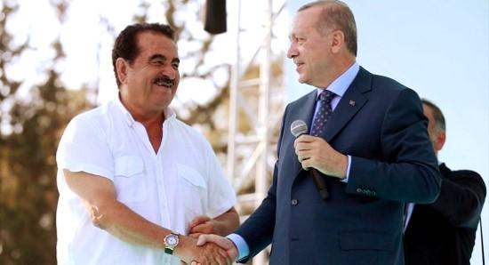 Tatlıses, Erdoğan için Şanlıurfa'ya geliyor