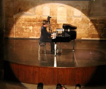 Urfa divanı ilk kez piyanoyla icra edildi