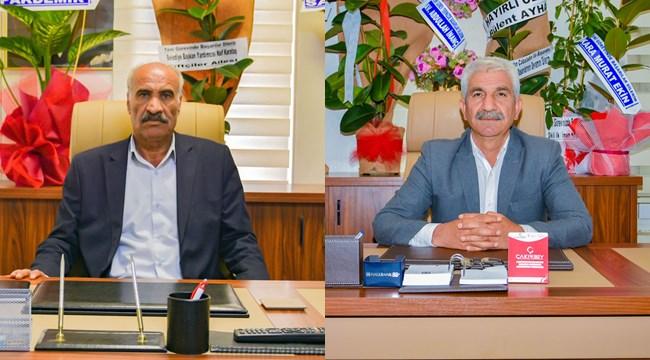 Ceylanpınar Belediyesi'nde, başkan yardımcıları belirlendi