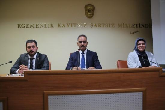Eyyübiye Belediye Meclisi ilk toplantısını gerçekleştirdi