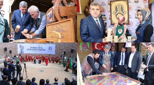 Göbeklitepe kültür ve sanat etkinlikleri başladı (Video)
