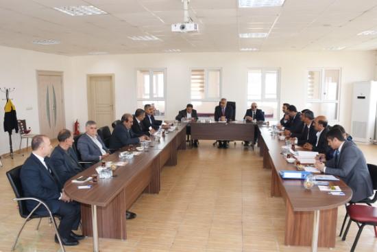 Hilvan Belediye Meclisi ilk toplantısını gerçekleştirdi