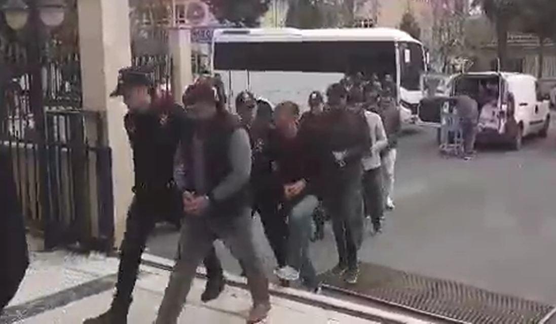 Joker operasyonunda 22 tutuklama