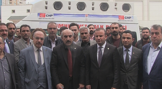 Kılıçdaroğlu'na yapılan saldırı Şanlıurfa'da kınandı (Video)