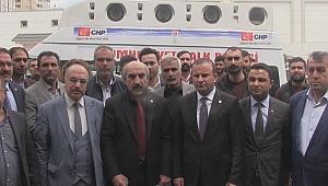 Kılıçdaroğlu'na yapılan saldırı Şanlıurfa'da kınandı.