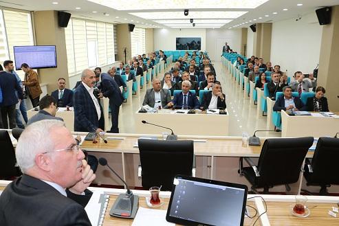 Meclis'te ihtisas komisyonları seçimi yapıldı