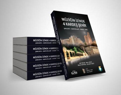 Müziğin izinde 4 kardeş şehir kitabı çıktı