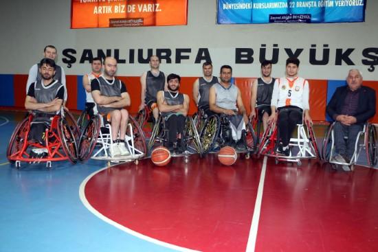 Şanlıurfa Büyükşehir Belediyespor'un gözü Avrupa'da