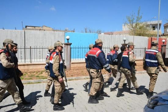 Şanlıurfa'da suç örgütü operasyonu