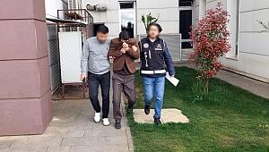 Şanlıurfa ve 8 ilde FETÖ operasyonunda 8 tutuklama(Vide)