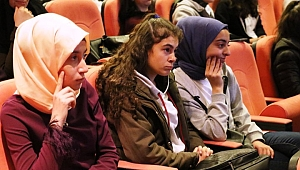 Şanlıurfalı gençler Diyarbakır Enderun Bölge Kampı'nda(Video)