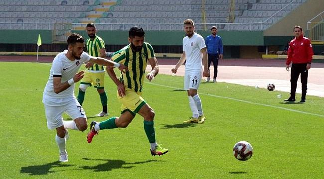 Şanlıurfaspor deplasmanda gol yağdırdı