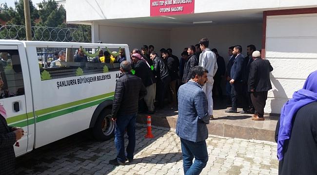 Siverek'te trafik kazası: 1 çocuk öldü