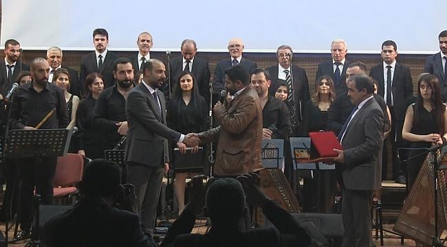 Türk Sanat müziği Konserine yoğun ilgi
