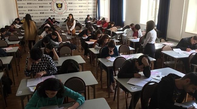 Yabancı öğretim sınavı Şanlıurfa ve 12 merkezde yapıldı