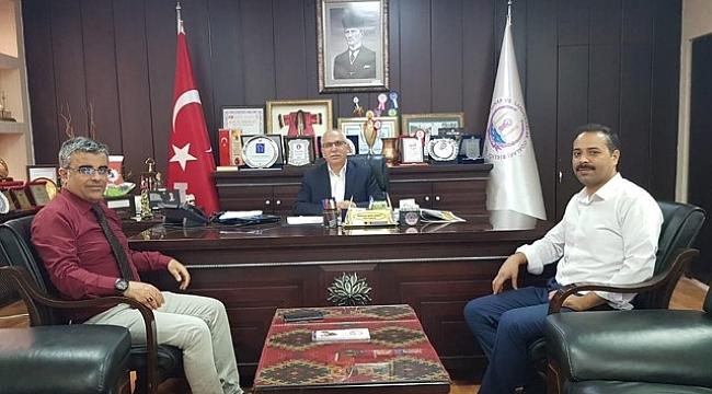 Bakay'a Demirkol'den ziyaret
