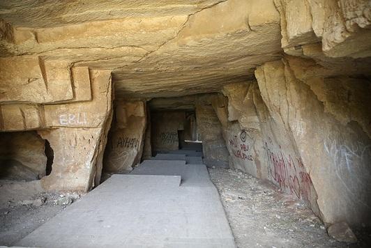 Bazda Mağaraları ziyaretçilerini bekliyor