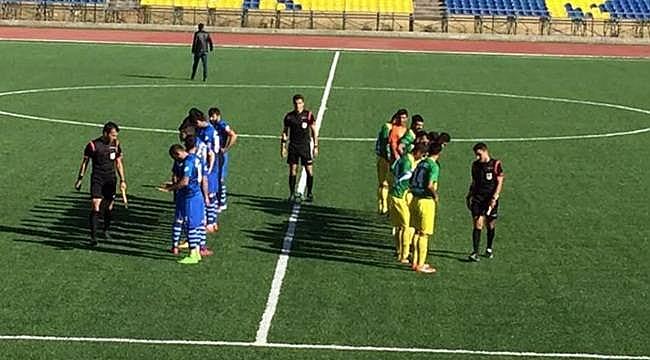 Harran Üniversitesi'nde futbol turnuvası