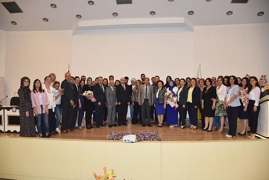 Harran Üniversitesi'nde Hemşirelik Haftası kutlandı