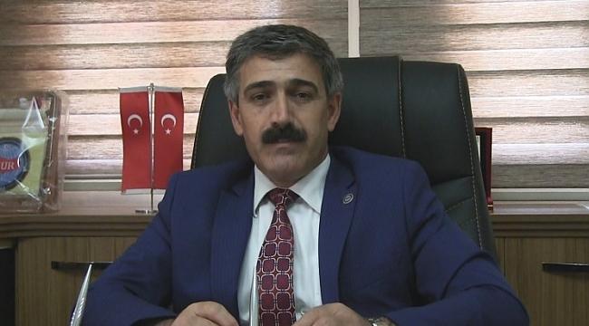Hür Belediye-İŞ'den Beyazgül'e teşekkür (video)