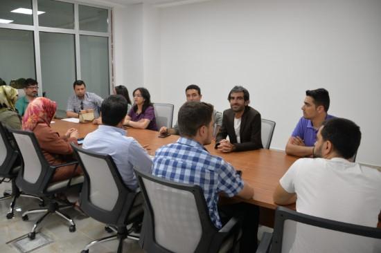 Öğretmenler madde ile mücadele eğitimi için toplandı